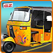 PK Tuk Tuk Traffic Racer
