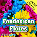 Fondos con Flores icon