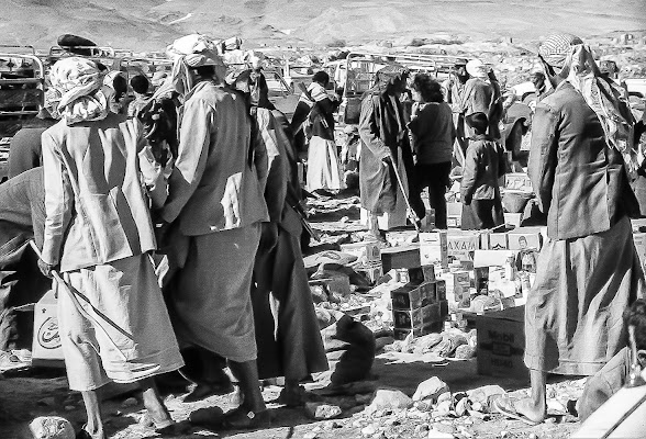 mercato yemenita di domenicolobinaphoto