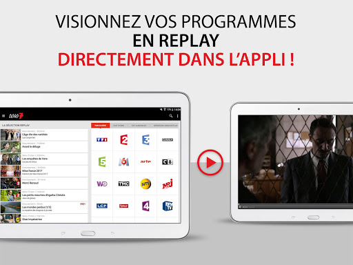 Télé 7 – Programme TV & Replay screenshot 15