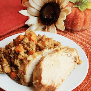 Crockpot Thanksgiving Dinner.
