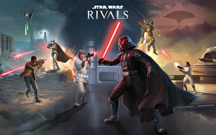 Star Wars: Rivals™ v1.13.8 [Mod]