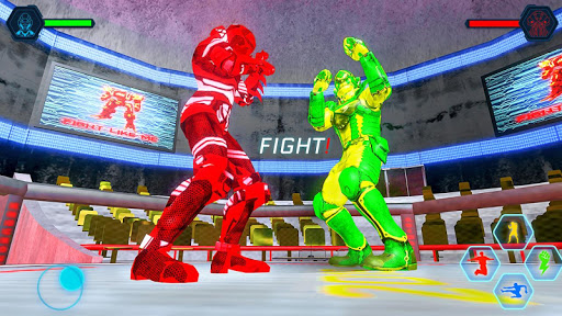Real Robot fighting games u2013 Robot Ring battle 2019 apktram screenshots 12