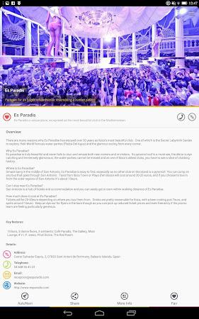 Clubbers App to Ibiza 3.6 screenshot 2092561