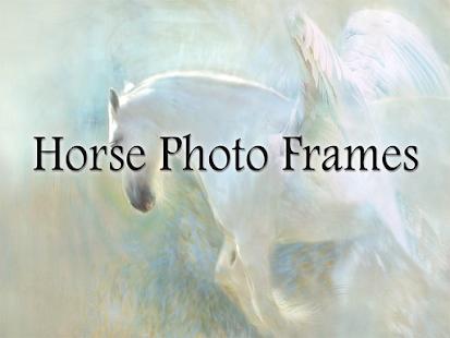Horse Photo Frames 2018 - náhled