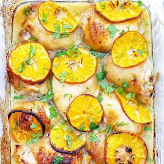 Orange Citrus Chicken Recipes