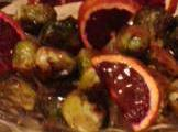 Roasted Blood Orange Brussel Sprouts Recipe