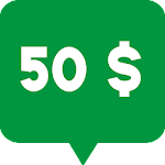 Earn 50 Bucks - Make Money From Home icon