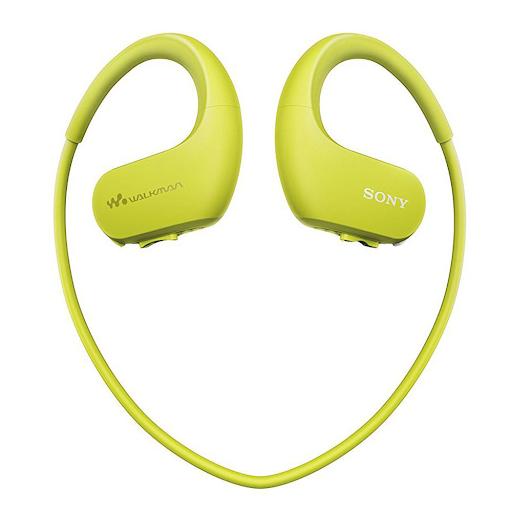 Máy nghe nhạc MP3 Sony 4GB WS413 (Xanh lá)