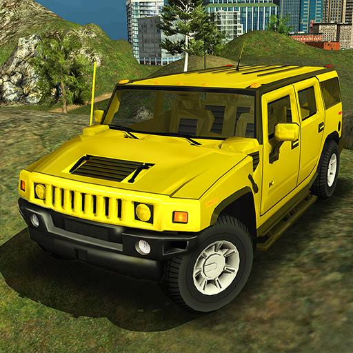Offroad Taxi Driving Simulator - Best Taxi Game