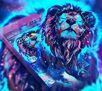 Lion Constellation Theme - náhled