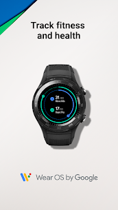 Android Wear Smartwatch by Google Smartwatch 6