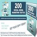200 Social Media Tactics icon