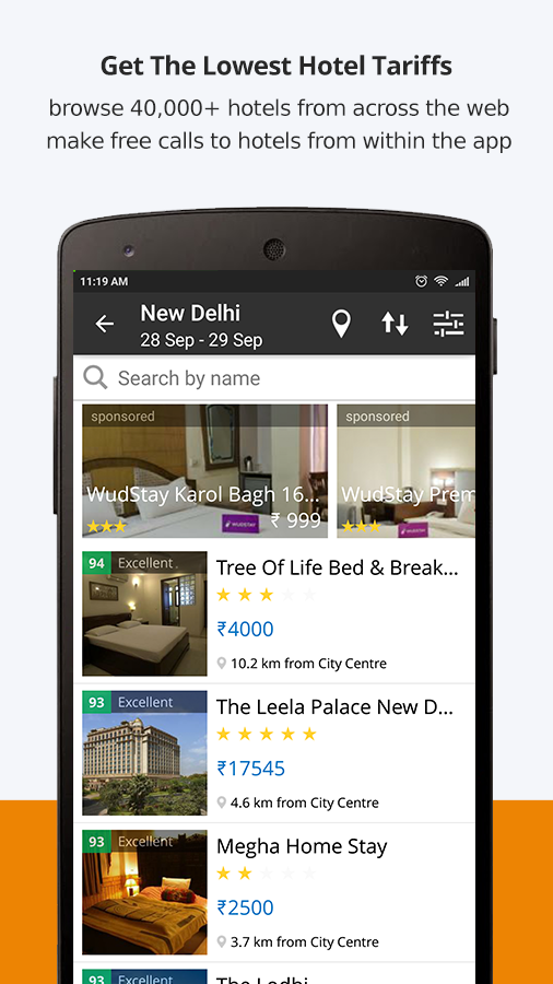ixigo Flights & Hotels- screenshot
