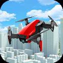 Future Drone Simulator - Drone Racing 3D icon
