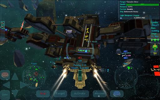Vendetta Online (3D Space MMO) screenshots 11