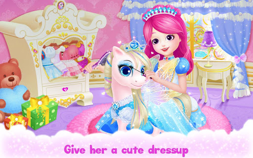 Princess Palace: Royal Pony screenshot