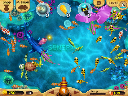 Fish hunter ban ca b n c android apps on google play for Cool fishing games