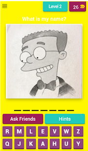 Simpsons Quiz- screenshot thumbnail