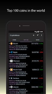 CryptoMoon - náhled