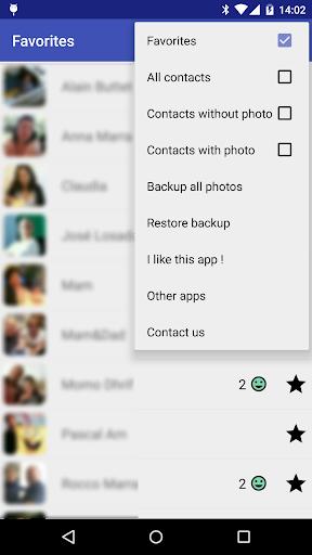 玩免費攝影APP|下載複数のフォト連絡先 app不用錢|硬是要APP