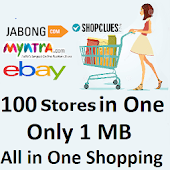 All in one Shopping App - Online Shopping App