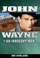 John Wayne in An Innocent Man (In Color)