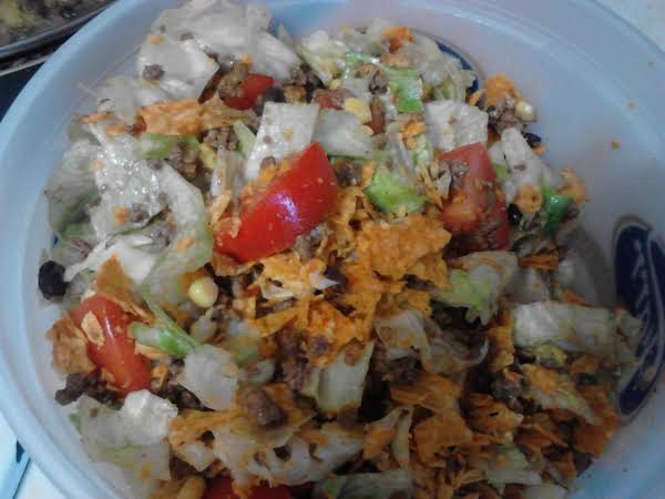 Dorito Taco Salad Recipe
