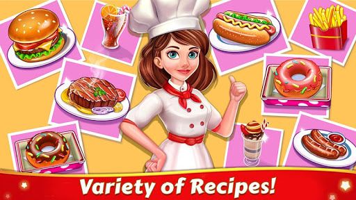 Crazy Cooking: Restaurant Craze Chef Cooking Games apkdebit screenshots 3