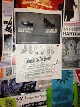 Photo: Calling out Cat Calling put up fliers in Ryerson University, Toronto, Canada