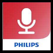 Grabadora de voz Philips