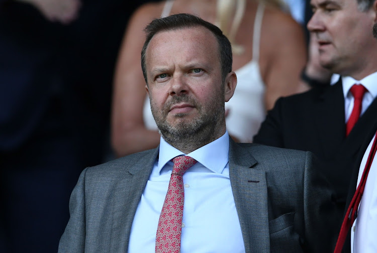 Ed Woodward executive vice-chairman of Manchester United