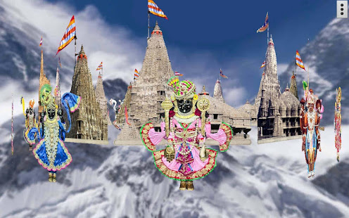 4D Dwarkadhish Live Wallpaper - náhled