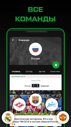Sports.ru - новости спорта, трансляции футбола 3+ screenshot
