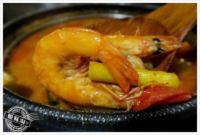 阿杜皇家泰式料理-酸辣海鮮湯