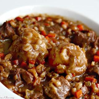 Lamb Barley Stew