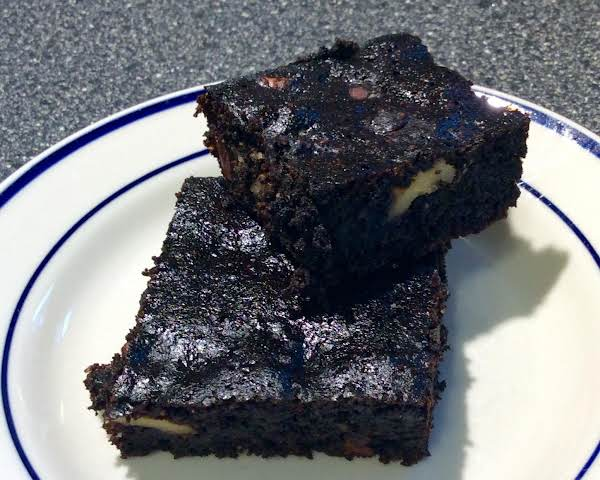 Flourless Brownies (low Sugar, Too!)