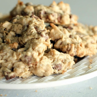 Oatmeal Coconut Dream Cookies.