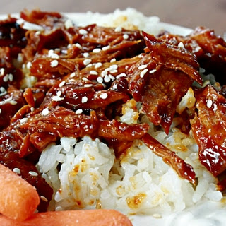 {Crock Pot} Asian Pork.
