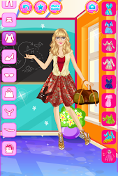 High School Dress Up For Girls APK screenshot thumbnail 4