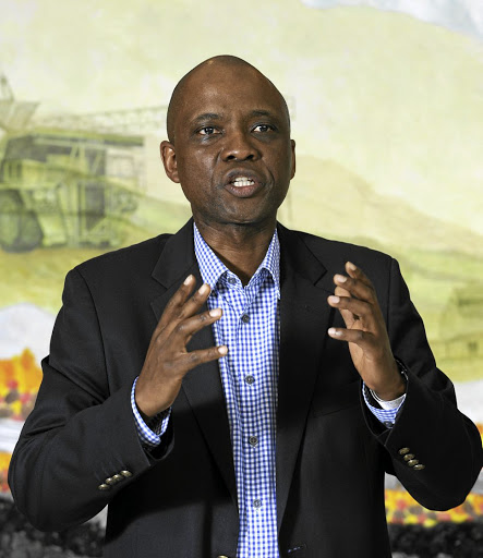 Exxaro Resources CEO Mxolisi Mgojo. Picture: RUSSELL ROBERTS
