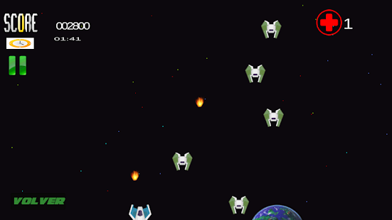 Space MegaShooter pro Capture d'écran