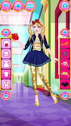 High School Dress Up For Girls APK screenshot thumbnail 14