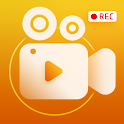 Screen Recorder Audio Video Record: Rec Screen icon