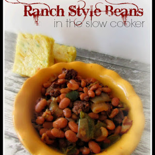Ranch Style Beans With Ground Beef Recipes