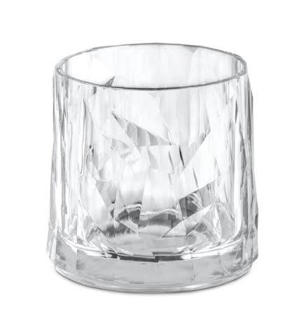 CLUB NO. 2 Glas 6-pack 250ml, crystal clear