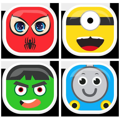 Memory Kids Game 休閒 App LOGO-APP開箱王
