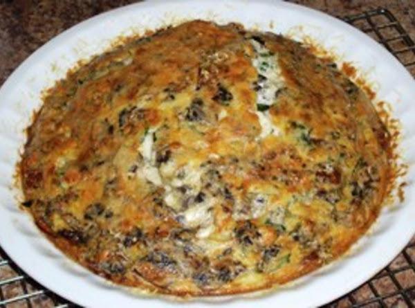 Jo's Toaster Oven Omelet Recipe