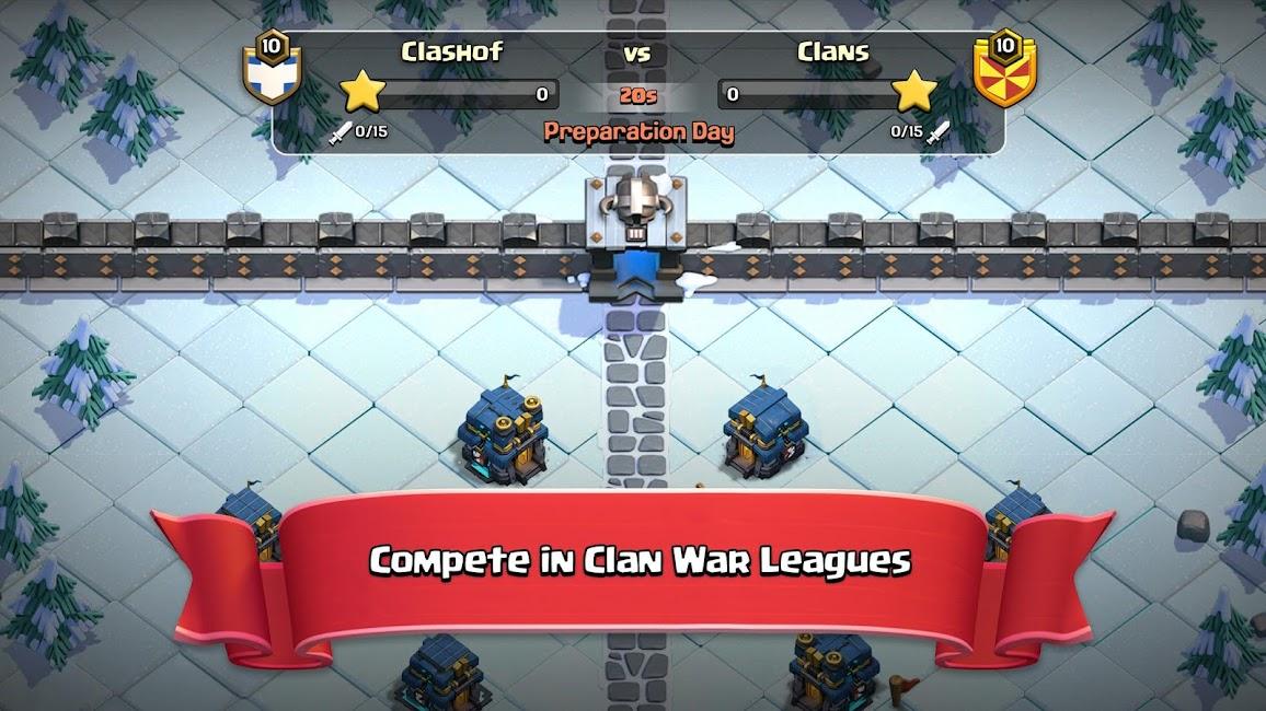 Clash of Clans MOD APK 13.675.22 2