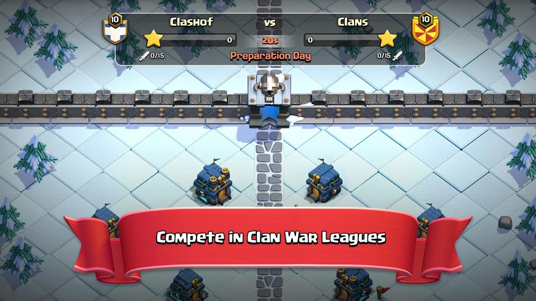 Screenshot - Clash of Clans